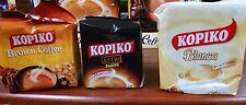 Kopiko Coffee Mix Assortment - 30 Packs / 10 each Mix