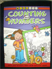 Counting and Numbers (Wipe Out), New,  Book