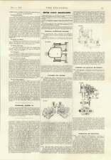 1914 Whitfield Sydneham Gas Producer Tr Oswald Bulkheads Blackheath