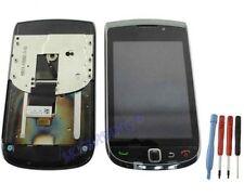 ECRAN LCD + VITRE TACTILE BLOC ASSEMBLE POUR BLACKBERRY TORCH 9800 001/111 OUTIL
