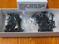 Tichy Train Group HO #3050 Trucks 10 /Leaf/Coil Express/One Pc Frame (kit Form)
