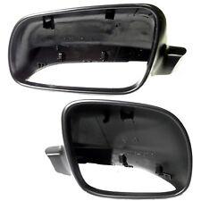 VW Golf IV Passat 3B Spiegelkappe Spiegelabdeckung Schwarz SET Links Rechts