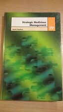 Strategic Medicines Management - Ex Library Book, very good
