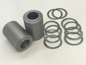 Triumph TR2 TR3 TR4/4A TR5/250 TR6 Front Wheel Bearing Anti Knock Off Spacer Kit