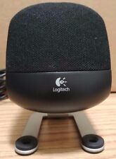 Logitech Z-640 Computer Speakers FRONT Tested Working Z640 Used