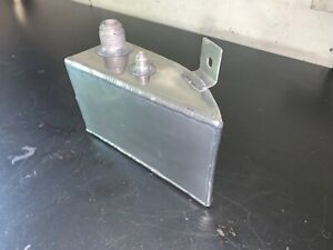 Renault 5 GT Turbo Custom Oil Catch Tank Polished Alloy
