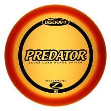 New Discraft Disc Golf Z Predator *Choose Weight/Color*