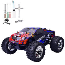 New HSP 1/10 Scale RC Car Nitro Fuel Remote Control 4WD Off-Road Car 2.4GHz+Tool