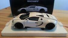 Minichamps Bugatti Veyron Super Sport 2011, white 1:18