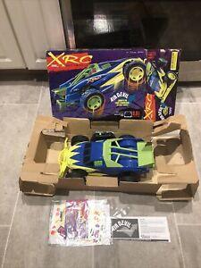 XRC Kenner Tonka Air Devil RC Car Blue Toy Vintage 1996 w/ Box OPEN BOX NEW