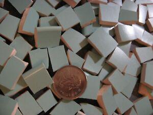 Light Aqua Broken Mosaic China Plate Tiles