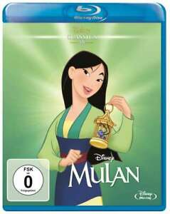 Mulan (1998)[Blu-ray/NEU/OVP] Walt Disney Klassiker