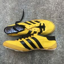 Vtg Deadstock ADIDAS APOLLO Sprint Track Spikes Shoes 5 West Germany Sneakers 70