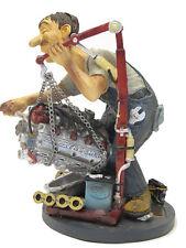 Profisti - Mechaniker Mechatroniker -  Skulptur Figur 20613N