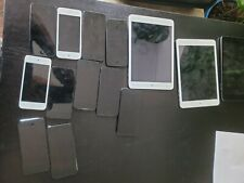 11 apple ipods 6th generation and 4 ipads mini model ME279LL/A 16gig