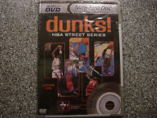 NBA Street Series: Dunks [MD] DVD
