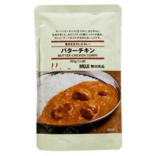 Muji Japanese Curry Butter Chicken Flavor Instant Food Medium Mild 180g