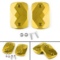 CNC Front/Rear Brake Reservoir Cover Für Yamaha XMAX 300/X-MAX 300 17-18 Gold AH