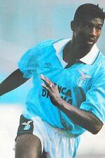 Football Photo>ARON WINTER Lazio 1992-93