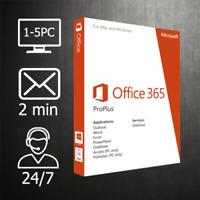 Microsoft Office 365 Personal PC/Mac, 1-Benutzer, 1-Jahre Lizenz Download...