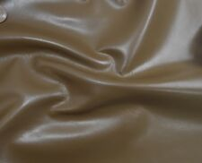 7 skins 364 sf 2.5 oz. Taupe Upholstery Cow Hide Leather Skin Furniture  e95a -g