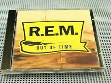 "R.E.M. - Out Of Time - EXCELLENT CONDITION CD ""Losing My Religion/Shiny Happy.."
