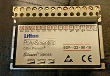 Litton Ploy-Scientific silencer series BDP-Q2-50-10 Brushless motor controller