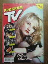 PROGRAM TV 06 (6/2/98) ELLEN BARKIN THIERRY LHERMITTE