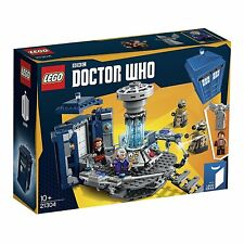 LEGO® Ideas 21304 Doctor Who NEU NEW OVP MISB