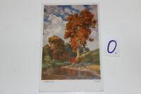 Postkarte Ansichtskarten Fotokunst No.5005 Walter Kopp Herbst Wenau-Rubens-Künst
