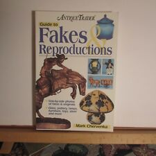 "Reference Book ""Fakes & Reproductions"" Softcover Book"