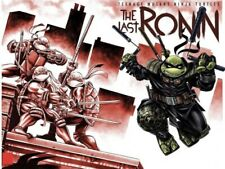 🔥TMNT The Last Ronin #4 Mike Rooth TMNT 1 Homage Cover-Preorder SOLD OUT!!!🔥