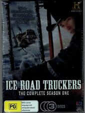 ICE ROAD TRUCKERS Series : Season 1 (Australia Region 4) 3 DVD – New