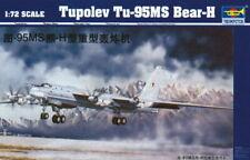 Trumpeter 01601 - 1:72 Tupolev Tu-95 Ms Bear-H - Neuf