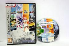 DREAMCAST COLLECTION PC DVD GIOCO USATO BUONO STATO VERSIONE ITALIANA 65828