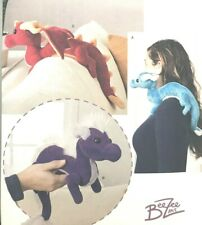 SEWING PATTERN Simplicity 8715 STUFFED DRAGON by BeeZee Art