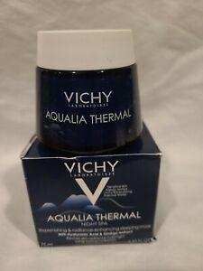 Vichy Aqualia Thermal  NIGHT SPA Sleeping Mask 2.5oz. Free Shipping!