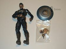 Marvel Legends Infinite Series Mandroid BAF CAPTAIN AMERICA WWII 2 New Loose