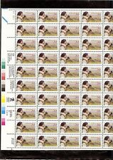 US AIRMAIL #C131,50C STAMP BERING LAND BRIDGE  SHEET OF 50 MNH OG BCV $75