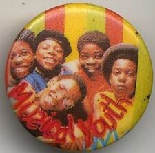 Musical Youth Badge Button