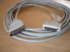 24Foot ---  DB25 Male to Centronics Male Parallel Printer Data Cable