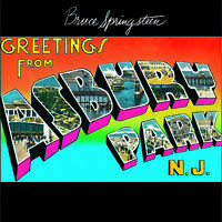 "Bruce Springsteen - Greetings From Asbury Park (NEW 12"" VINYL LP)"