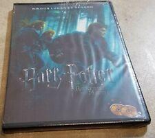 Harry Potter Reliquais de la Muerte DVD in Spanish New Sealed