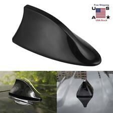 Universal Shark Fin Roof Antenna Aerial FM/AM Radio Signal Decoration Car Trim
