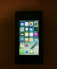 iphone 5 32 g black using  smartphone apple