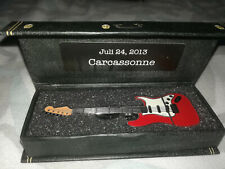 1 Clef USB Mark KNOPFLER Privateering tour (Carcassonne)