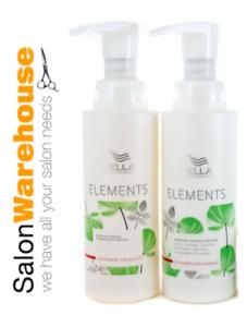 WELLA Elements Renewing 1L Duo Including Pumps