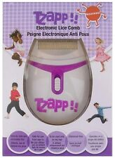 NEW TZAPP! Epilady Electronic Lice Comb (ROBI COMB) Zapper EP 400-04