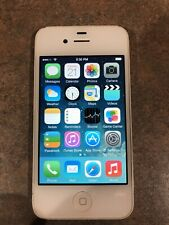 Apple iPhone 4 - 8GB - White (Verizon) With Charging Cord