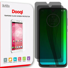 2X For Motorola Moto G7/G7 Plus Privacy Anti-Spy Tempered Glass Screen Protector